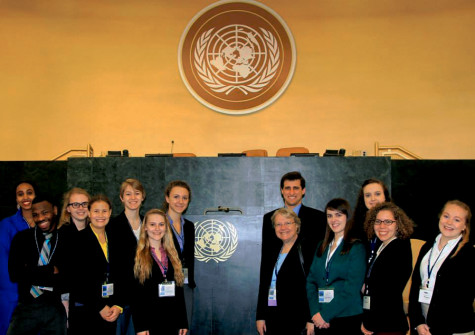 Model UN wins big in the Big Apple