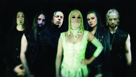 That's so metal! White Empress hits the Cities