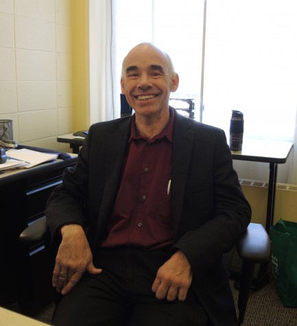 Meet Stephen Anderson in his first year as Director of Disability Resources