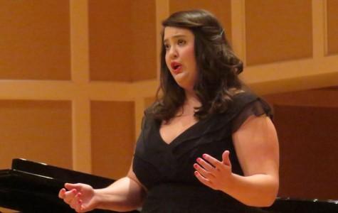 Metropolitan Opera holds auditions in Sundin Hall