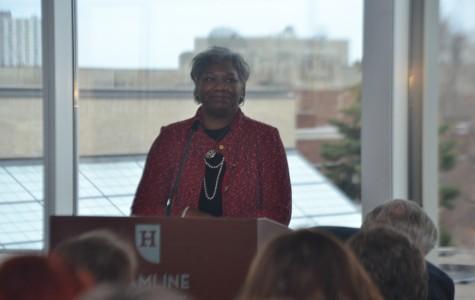 Dr. Fayneese Miller announced as HU President