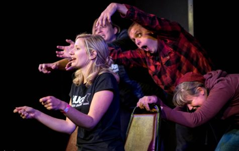 HUGE Improv Theater is all the buzz