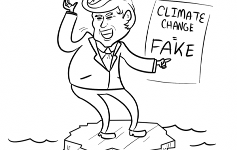 President-elect denys climate change