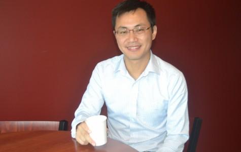 Allen Tan's journey from Shanghai to Hamline School of Business