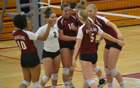 Pipers sweep Oles for victory