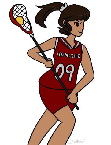 Hamline's women's lacrosse team will claim Klas Field as their home stadium