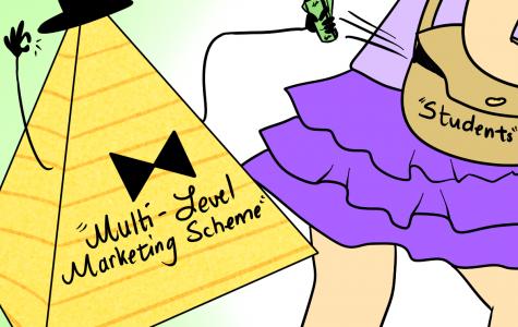 Students beware: multi-level marketing scheme detected on campus