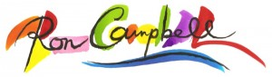 Ron Campbell signature