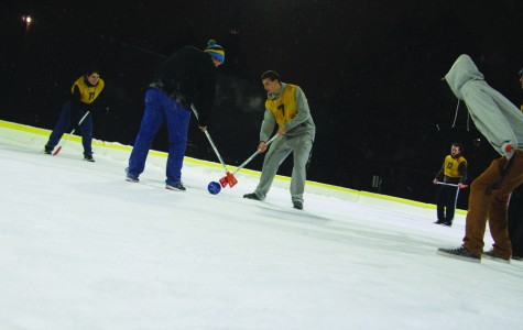 Sweeping up the competition