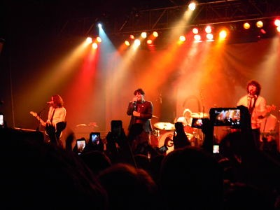 Gerard Way takes over First Avenue