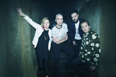 It starts with a whisper: exclusive interview with Neon Trees vocalist Tyler Glenn