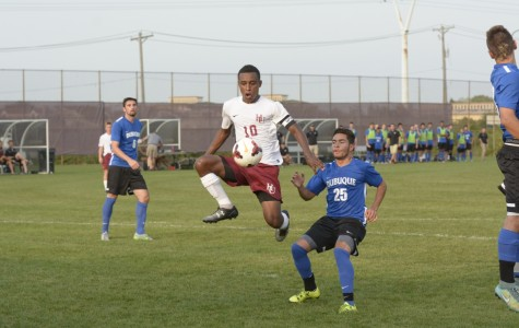 Men's Soccer starts MIAC play on a positive note