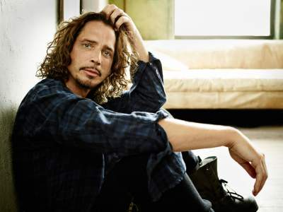 Chris Cornell plays at the State Theatre on Oct. 5.