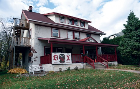 Theft at Theta Chi