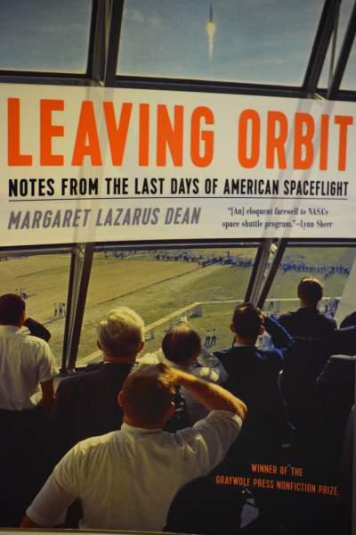 "Review: ""Leaving Orbit"" by Margaret Lazarus Dean"
