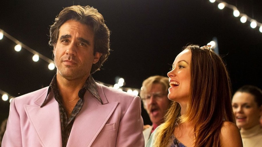 Actors Bobby Cannavale and Olivia Wilde play Mr. and Mrs. Finestra in HBO's new series,