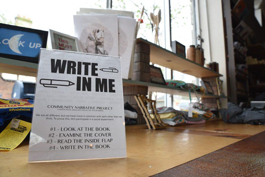 Write in MeWEB