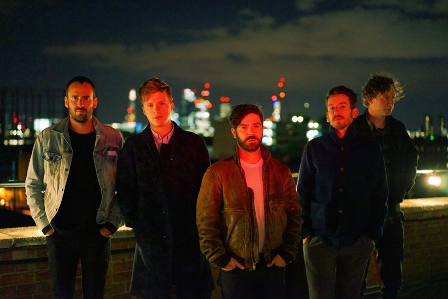 Foals is playing Myth Live Event Center with Silversun Pickups on Thursday, May 5. The British indie rockers won the 2015 Q Award for