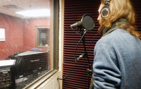 Amplifying Hamline's recording studio