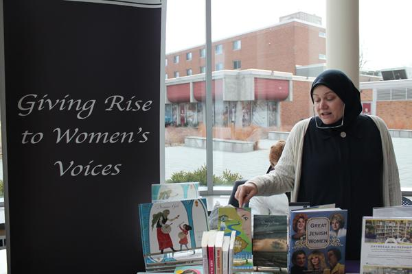 Tamara Gray, founder of the Daybreak Press Global Bookstore, hopes that her store can be a safe place for people to gather and exchange ideas.