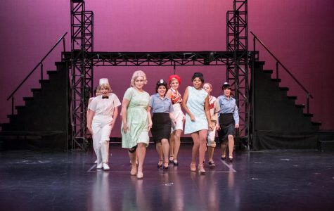"""Cheers for """"Sweet Charity"""""""