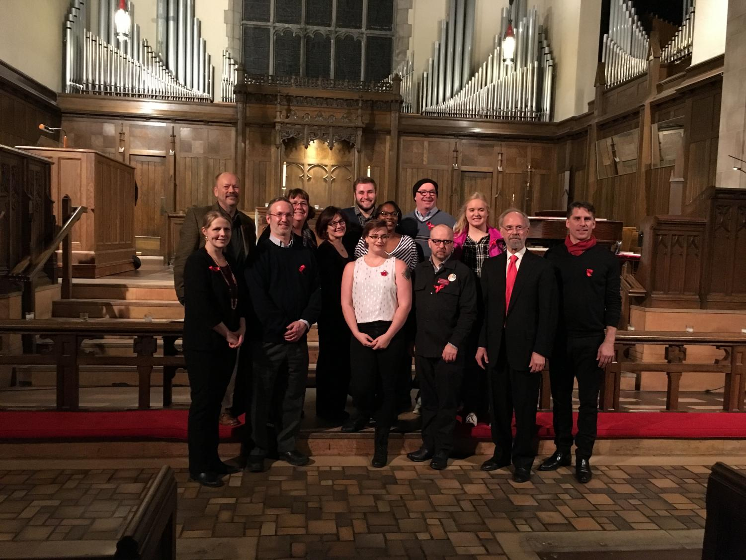 Back row (L to R)