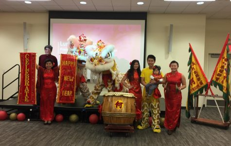 Ringing in the Lunar New Year