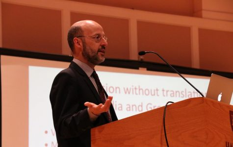 Hanna Lecture uncovers new history