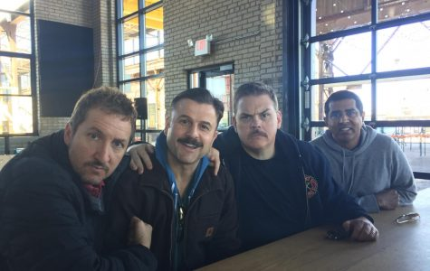 """Super Troopers 2"" takes town"