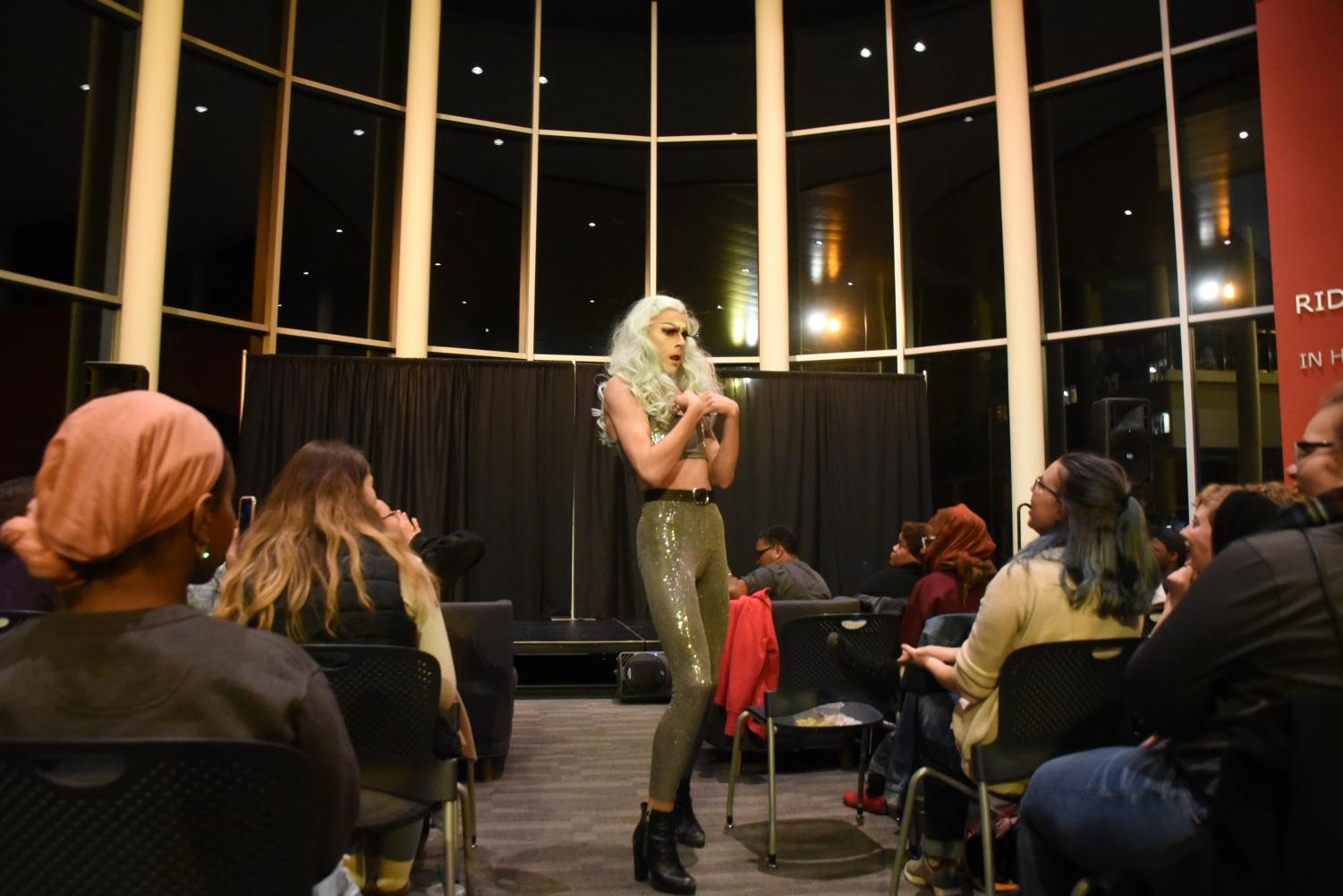 Last year's first-place winner at the Lip Sync battle was Erin Bougie - who will it be this year?Show up and find out!