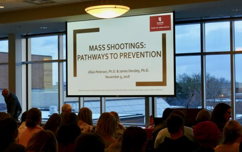 Hamline faculty funded for mass shootings research