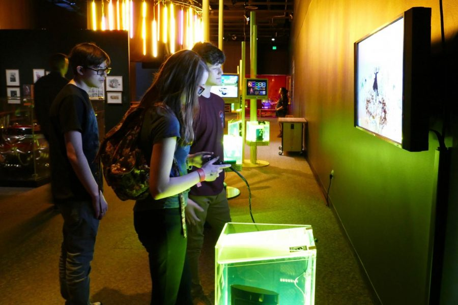 Gamers geek out at Science Museum