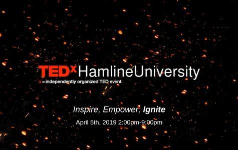 TEDxHamline ignites this spring