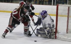 Women's hockey makes a shot at the championship