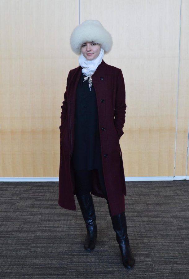 Fun fashion in the bitter winter: Hamline fashion files part 2