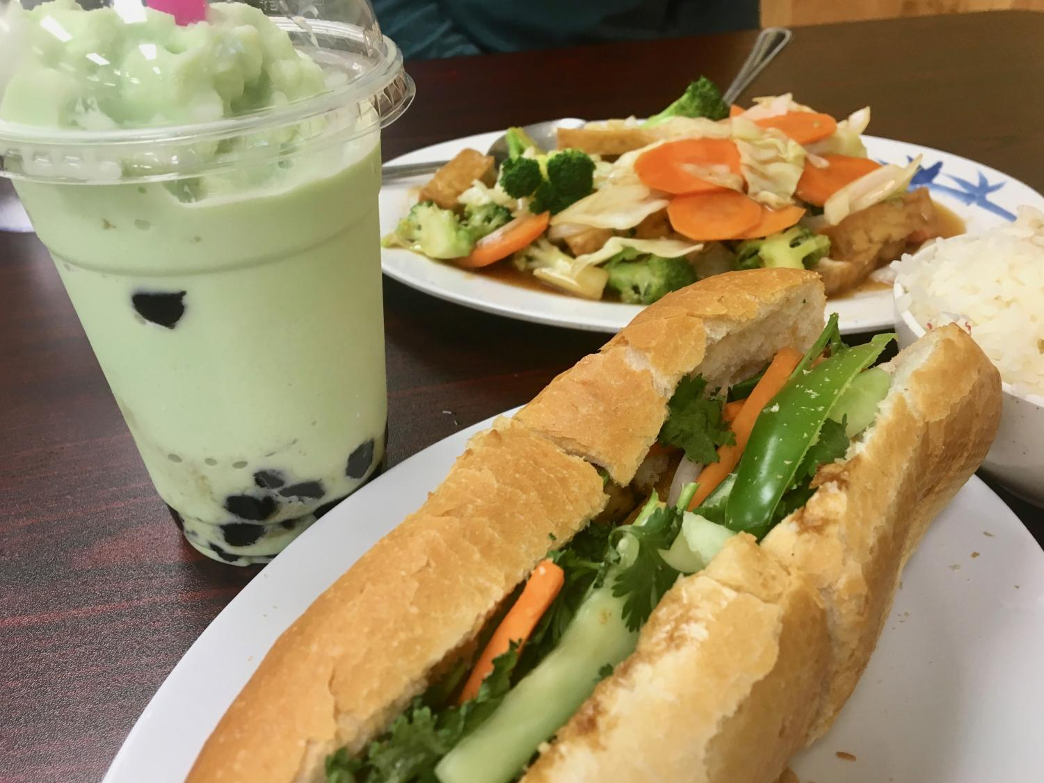 Snelling's newest eatery, Pho Pasteur, is home to a variety of Vietnamese cuisine for prices students can afford.