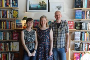 Local bookstore opens its first chapter