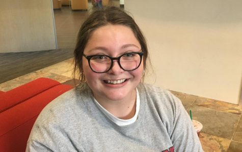 Eva Silberman - Sophomore  I think people speaking their mind by protesting is a great way to show what you believe in. The civil rights movement, the women's movement, the LGBT movement, people saw the movements because of protesting.
