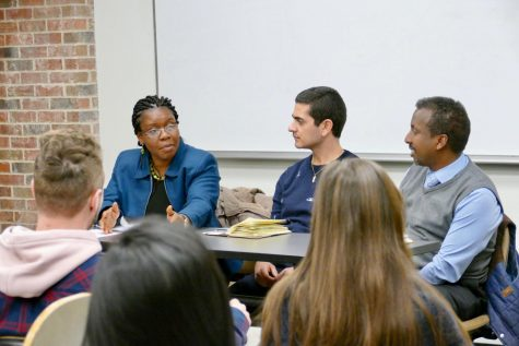 Incidents of racial prejudice and poor representation unfold on campus