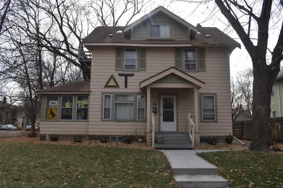 The Delta Tau house, located just behind the Undergraduate Admissions building on Hewitt Avenue, has been the permanent home and community space for the sorority for the over 20 years. This past summer, the sorority was in danger of losing it due to financial issues.