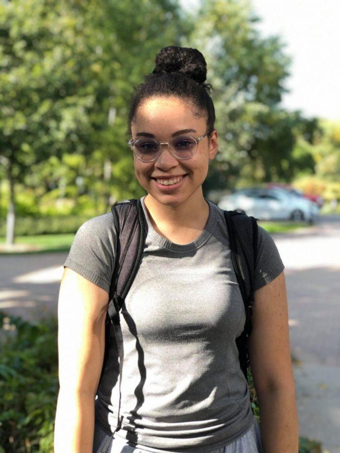 Jazmin Clausen - Sophomore