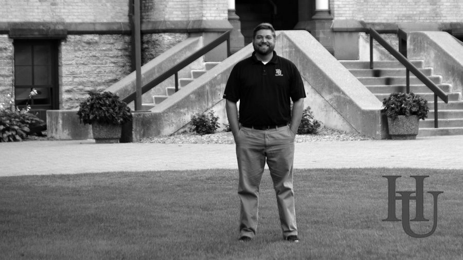 COURTESY OF HAMLINE ATHLETICS Coach Josh Blaschko has taken over of head coach of Men's Track and Field. Blaschko has coached the throwers at Hamline for the past eight years. During this time Blaschko coached students to 24 MIAC titles and several more awards and honors.